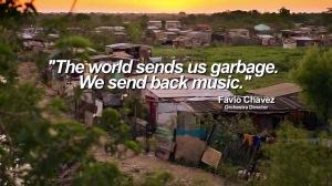 "Orquesta de Instrumentos Reciclados de Cateura – Paraguay – ""Landfill Harmonic"""