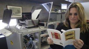 En París abren una librería en la que el cliente imprime el libro que quiere