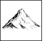Montaña en Arttextum