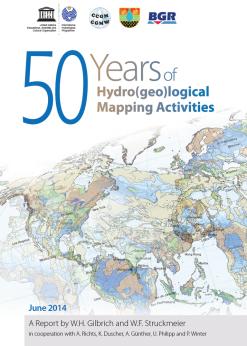50 años de cartografía hidrogeológica: El mundo en mapas de agua