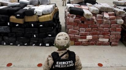 Publican un mapa que refleja la distribución y dominios de los grupos narcotraficantes en México, el cual evidencia que el crimen organizado en el país latinoamericano es mucho más amplio y no solo de un barón de las drogas, como Joaquín 'El Chapo' Guzmán Loera.