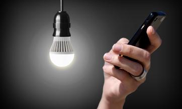 Internet con luz, no más wi-fi
