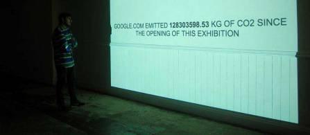 El impacto medioambiental de Google
