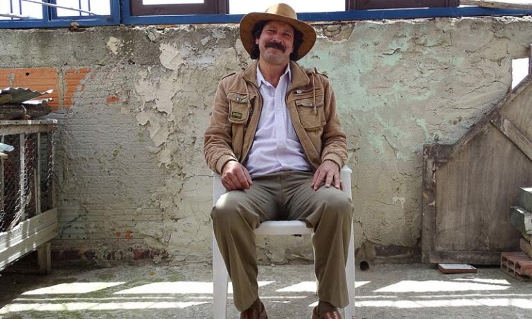 """Óscar Moreno Escárraga, """"La casa de la frontera"""", 2015. Silvino Gallo."""