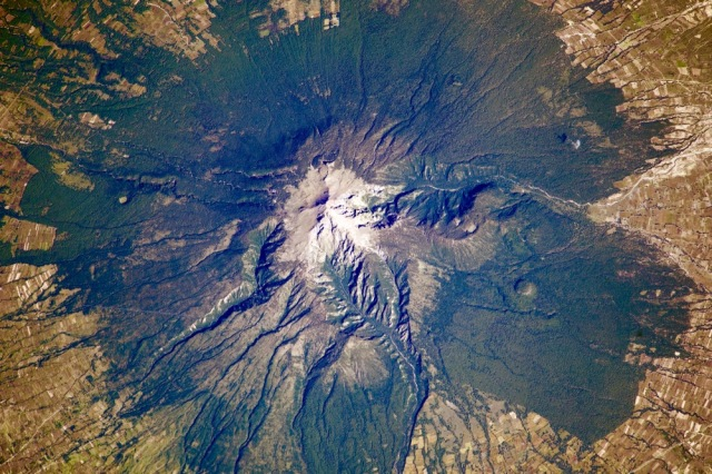 Volcán Malinche, México. NASA (CC)