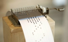 Soundweaving: Artist Converts Folk Embroidery Patterns into Paper Scores for Music Boxes