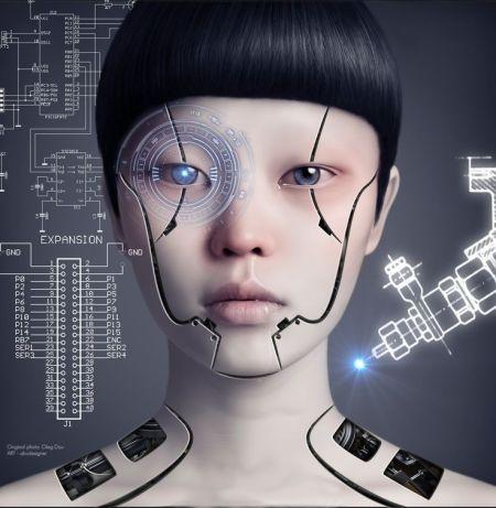 """Pasión es un híbrido de realidad social y también de ficción [Daniel Monje, """"La estructura ocular del cyborg primigenio]"""
