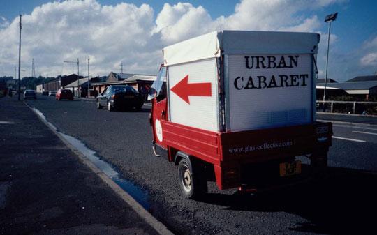 Intuición es nuevas formas de mirar el espacio [Spatial Agency | Imagen: Glasgow Letters on Architecture and Space (G.L.A.S.)]