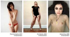 Ingredientes para una fotografía erótica