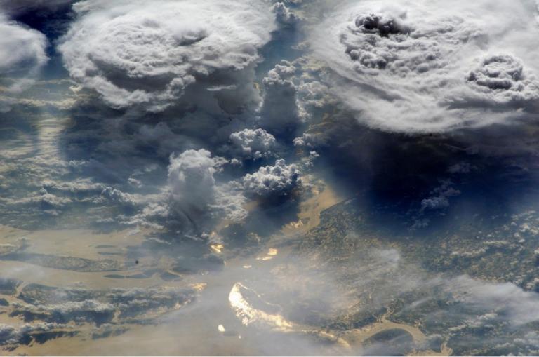 Crédito de foto: NASA