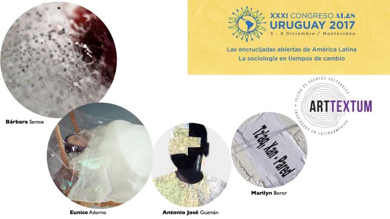 Charla en el marco del XXXI Congreso de Sociología ALAS Uruguay 2017, de la Asociación Latinoamericana de Sociología, Montevideo, Uruguay