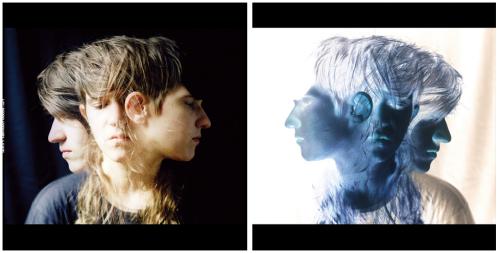 """Inspiración es el desdoblamiento del lenguaje de la imagen [Rafael Adorján, """"01_HI-FI 1 - Her Many Moods - Vol 1,"""" capa y contracapa, 2011]"""